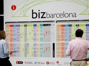 Feria de emprendedores de Barcelona