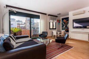 Alquilar pisos por días en Barcelona