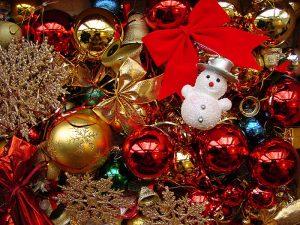 decorar el piso en navidad
