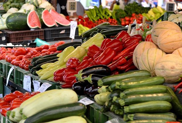 Dónde comprar fruta, verdura y hortalizas ecológicas en Barcelona