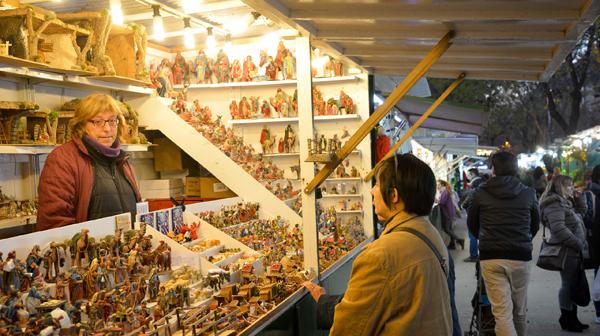 Mercados de navidad en barcelona shbarcelona diario de for Proximas ferias en barcelona