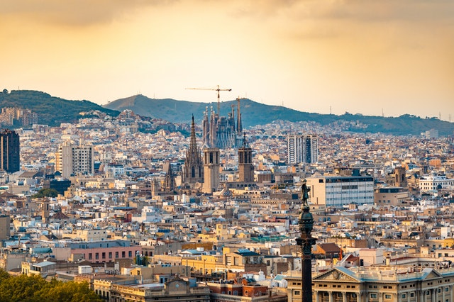 Mejores barrios en Barcelona