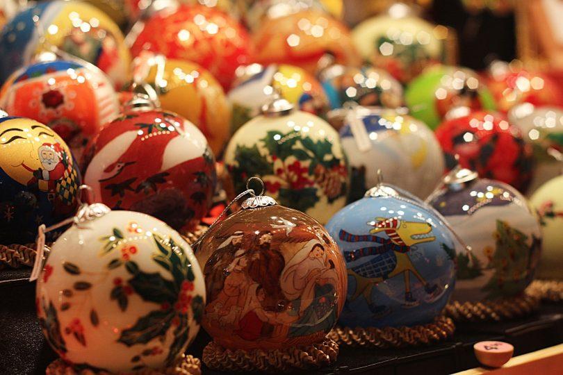 mercado navidad barcelona