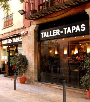 Taller de tapas en Barcelona