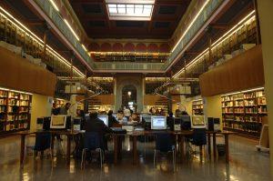 Bibliotecas del centro