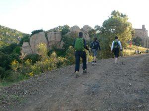 excursionistas en barcelona, club excursionista en barcelona