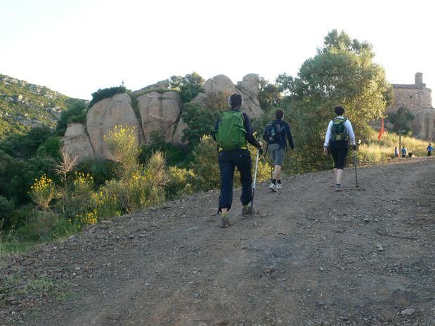grupos senderismo barcelona