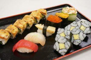 barras de sushi en barcelona