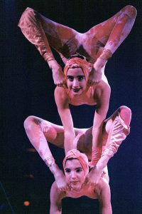 cirque du soleil en barcelona