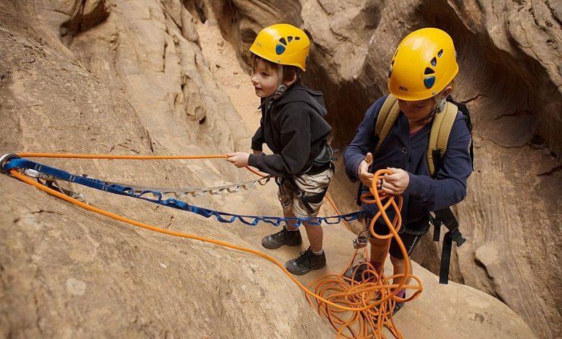 escalar en barcelona, actividades para niños en barcelona
