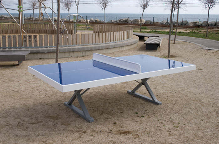 Parques de barcelona con ping pong for Parques de barcelona