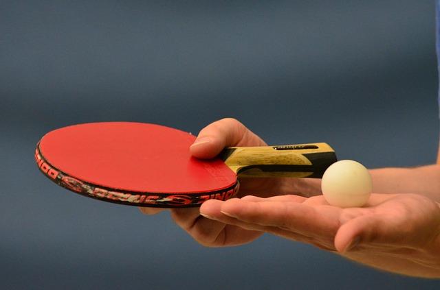 ping pong barcelona