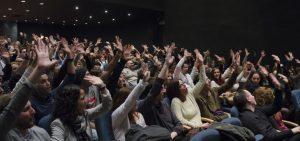 teatro de improvisación en barcelona