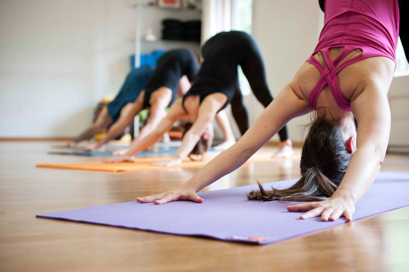 yoga en barcelona, centros de yoga en barcelona