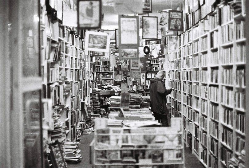 librerias en barcelona