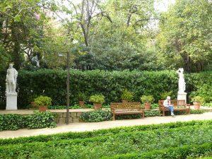 rincones románticos en Barcelona