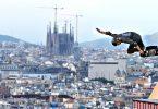 skate barcelona, aprender a hacer skate en barcelona