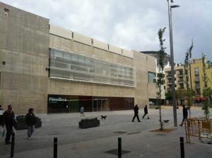 cine en barcelona