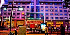 Teatros Avenida Paralel