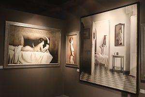 Exposición temporal en el Museo MACBA de Barcelona