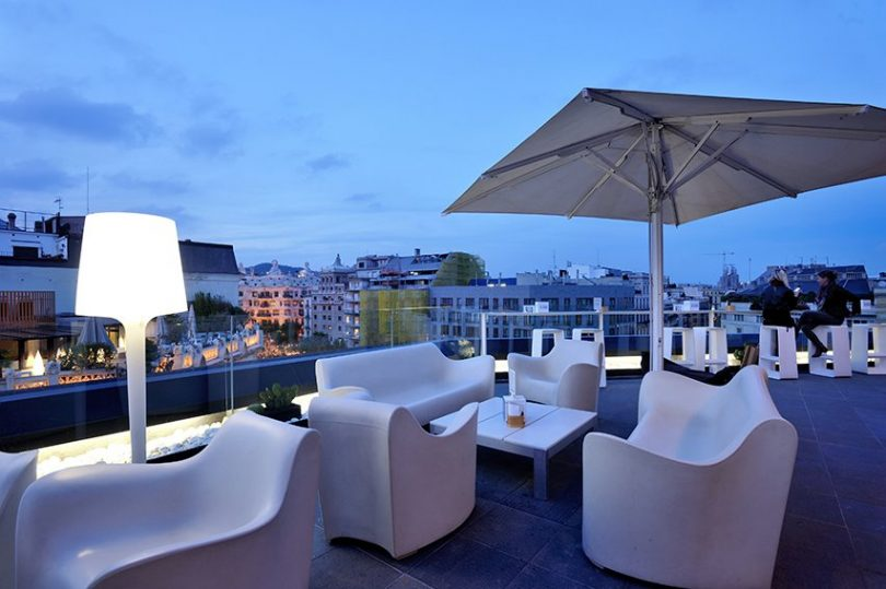 . terrazas de barcelona, celebraciones en barcelona