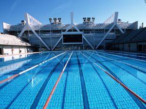piscinas de barcelona, piscinas exteriores en barcelona