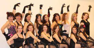 Burlesque en Barceona