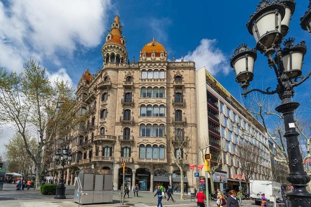 alquiler piso amueblado Barcelona