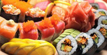 comida japonesa en barcelona, comer nigiri en barcelona