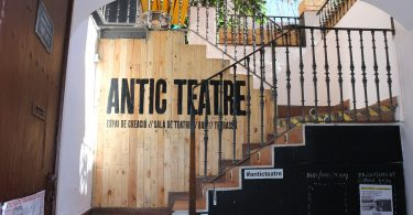 sant jordi 2016, sant jordi antic teatre