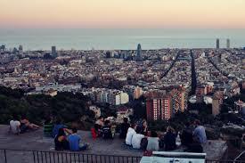 planes con amigos en Barcelona