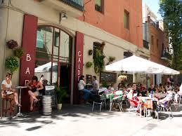 bares modernos en Barcelona, bares de moda en Barcelona