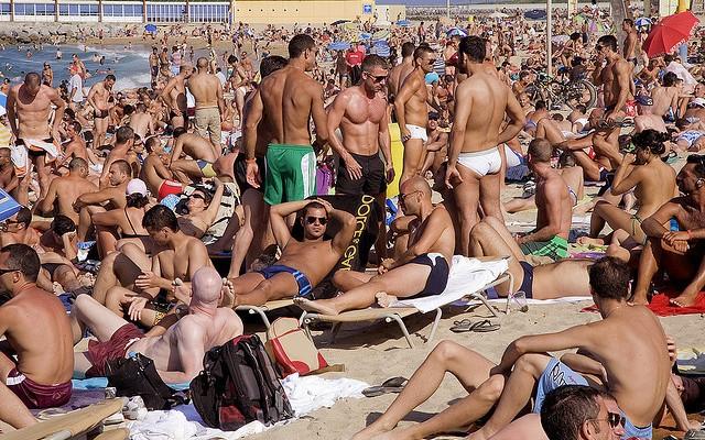 gays en barcelona