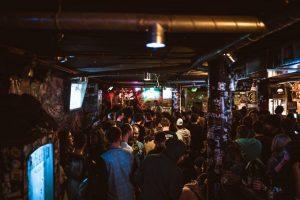 Pubs de rock en Barcelona