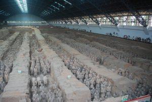 Exposición Terracota Army Guerreros de Xi'an en Barcelona