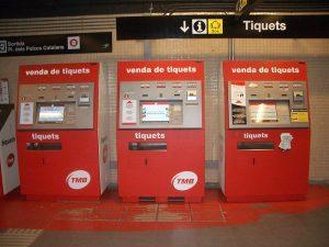 tarjetas de transporte en Barcelona