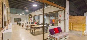 Compartir oficina en Barcelona
