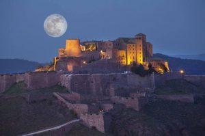 Boda en un castillo en Barcelona, Parador de Cardona