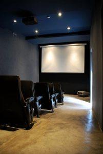 Cines en versión original Barcelona, sala pequeña