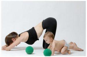 Gimnasios para embarazadas