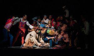 aprender inglés haciendo teatro en Barcelona