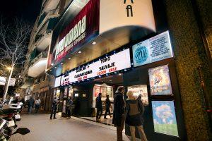 Ir al cine en Barcelona