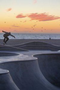 Skatepark en Barcelona I