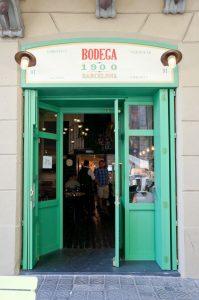 Bodegas antiguas en Barcelona