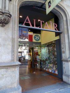 Librerías más bonitas en Barcelona, Altaïr