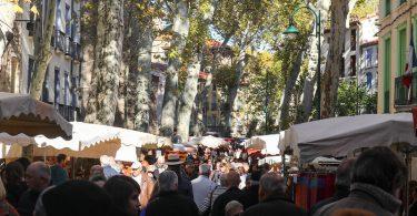 mercadillos barcelona viernes