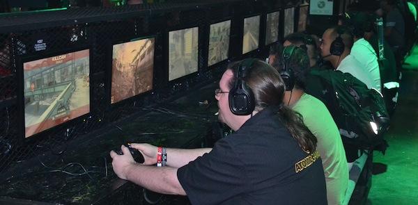probar videojuegos en barcelona