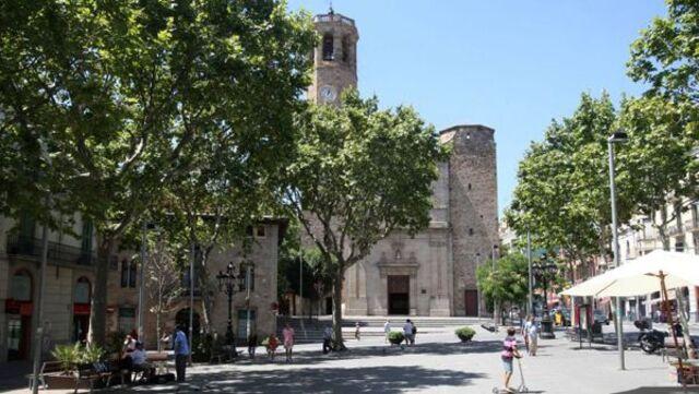 plaza de sarria