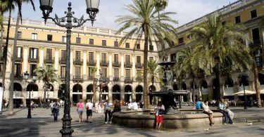 Barrio de Ciutat Vella
