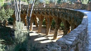 Park Güell es el cuarto lugar más visitados en Barcelona